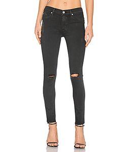 Hudson Jeans | Джинсы Скинни Средней Посадки