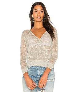 Callaghan | Sheer Cross Over Sweater