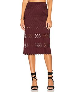 Band of Gypsies | Crochet Midi Skirt