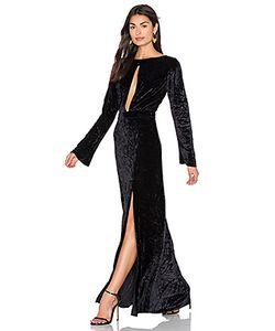 Again | Grace Velvet Maxi Dress