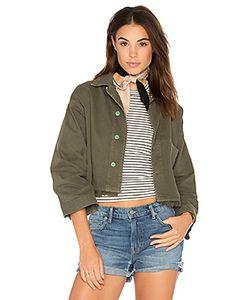 Sandrine Rose | Джинсовая Куртка С Вышивкой