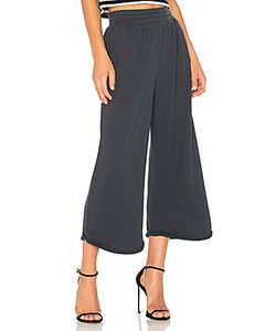 T By Alexander Wang | Wideleg Crop Pant