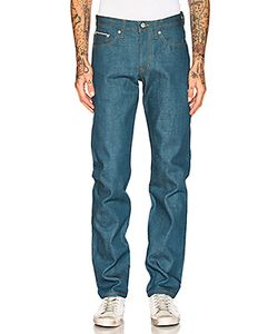 Naked & Famous Denim | Weird Guy Cerulean Selvedge 15oz