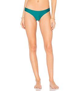 Rvca | Solid Cheeky Bikini Bottom