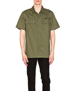 Obey | Mission Military Button Down