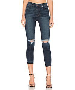 Joe'S Jeans | Укороченные Облегающие Джинсы С Высокой Посадкой The Charlie