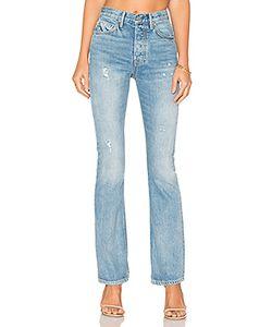 GRLFRND   X Revolve Sunny Vintage Skinny Flare Jean