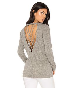 Lanston | Strappy Back Pullover