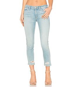 Hudson Jeans | Savy Midrise Crop Straight