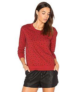 Stateside   French Terry Star Sweatshirt