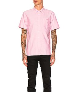 Stussy | Классическая Рубашка На Пуговицах Oxford