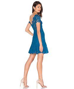 Diane Von Furstenberg | Кружевное Платье Fifi