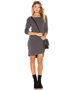 Sundry | Asymmetrical Slub Spandex Dress