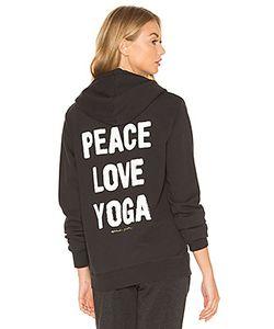Spiritual Gangster | Худи Peace Love Yoga