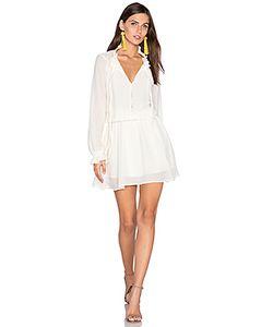Lucy Paris | Christa Tie Up Dress