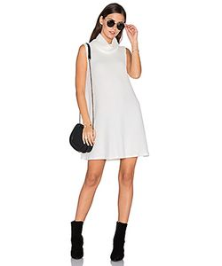 Michael Stars | Sleeveless Cowl Shift Dress