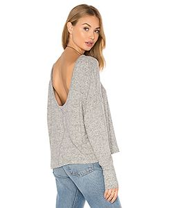 Project Social T | Starlight Scoopback Sweater