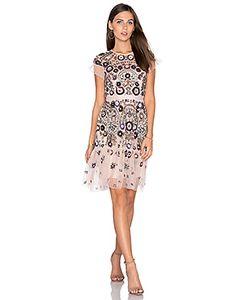 Needle & Thread | Кружевное Мини-Платье Enchanted