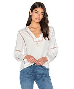 ROI | Ladder Trim Blouse