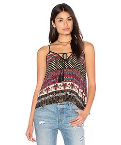 Band of Gypsies | India Print Swing Cami