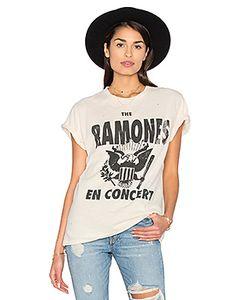 Madeworn | Футболка The Ramones