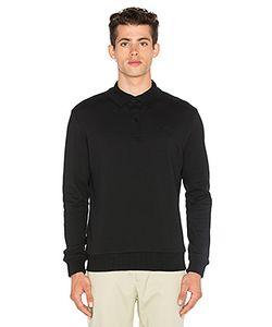 Raf Simons Fred Perry   Flat Knit Collar Sweatshirt Fred Perry X Raf Simons