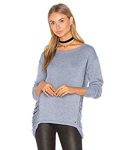 One Grey Day | Adele Drape Side Sweater