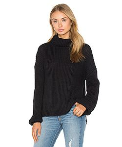 Steele | Zacharay Roll Neck Knit Sweater