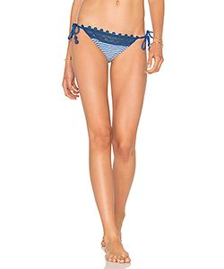 Seafolly | Riviera Striped Brazilian Bikini Bottom