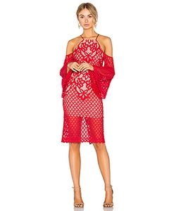 BARDOT | Кружевное Платье Mila