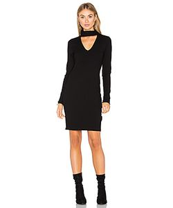 Eight Sixty | Long Sleeve Ribbed Dress