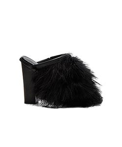 Tibi | Bee Feather Mules