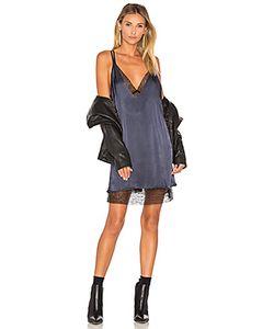 Lucy Paris | Debroah Lace Slip Dress