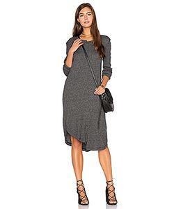 Wilt | Shifted Shirt Elbow Sleeve Dress