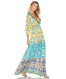 HEMANT AND NANDITA | Caftan Maxi