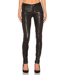 Marissa Webb   New Binta Leather Moto Pant