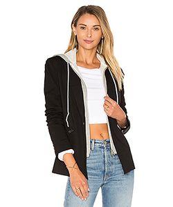 Central Park West | Hooded Blazer Jacket