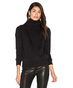 Callaghan | Fringe Turtleneck Sweater Callahan