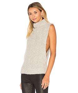 Autumn Cashmere | Boucle Funnel Neck Sweater