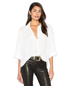 Three Eighty Two | Holden Oversize Button Front Top