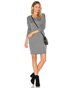 Bella Luxx | Cashmere Blend Trapezoid Dress