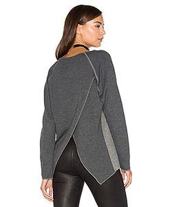 Nation LTD | Rosemary Cross Back Sweatshirt