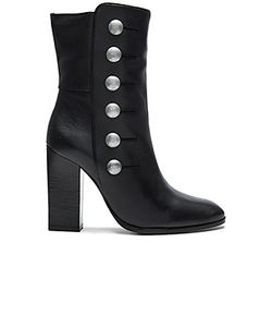 Pierre Balmain | Button Bootie