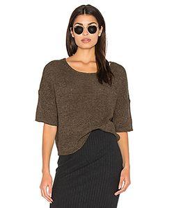 Bella Luxx | Tape Yarn Box Sweater