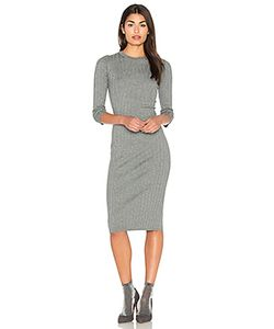 Bella Luxx | Crossed Rib Sweater Dress