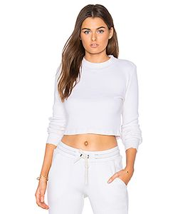 Cotton Citizen | Monaco Crop Long Sleeve