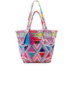 Seafolly | Carried Away Oversized Tote