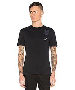 Raf Simons X Fred Perry | Denim Pocket Tee F Perry X Raf Simons