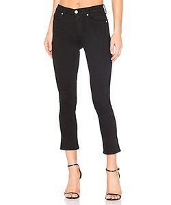 Hudson Jeans | Укороченные Джинсы-Клёш С Обрезанным Низом Harper
