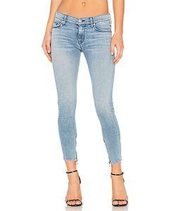 Hudson Jeans | Nico Ankle Zip Super Skinny